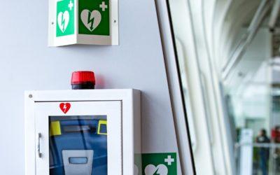 Défibrillateur obligatoire pour les Établissements Recevant du Public